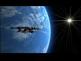 STLP - Enterprise na oběžné dráze Země